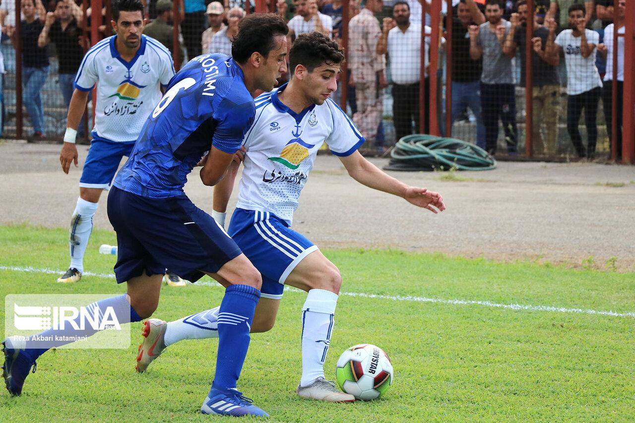 قایدی و نیانبان بوشهری بهترین شادی گل هفته نخست لیگ قهرمانان